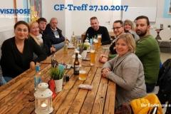 CF-Treff am 27. Oktober 2017 Bild 1