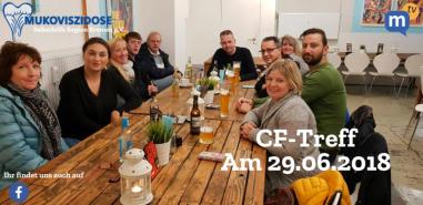 CF-Treff Schwarzlicht-Minigolf