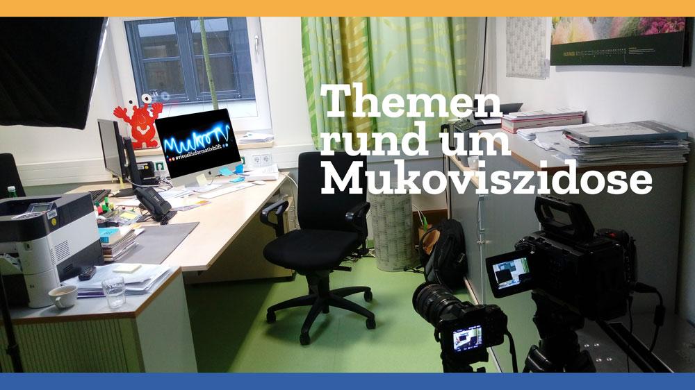 Filmberichte rund um Mukoviszidose